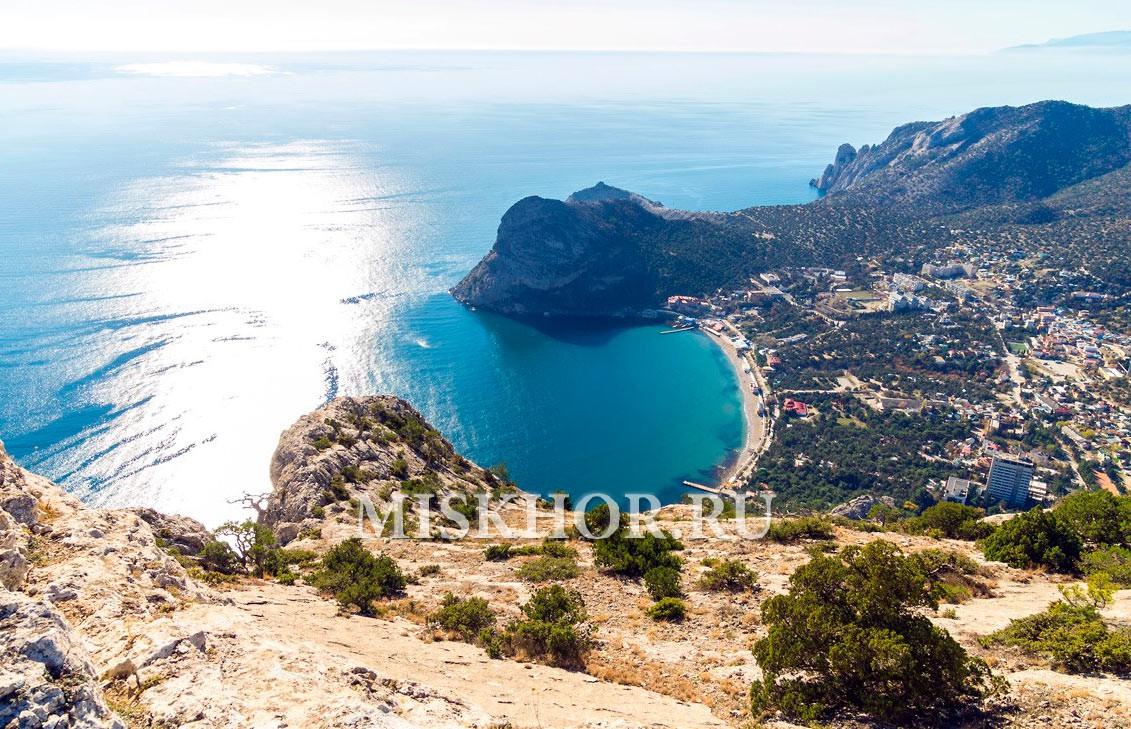 Новый Свет Крым пляжи