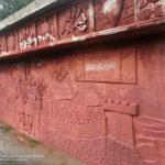 Памятная стелла Крепость CHARAX