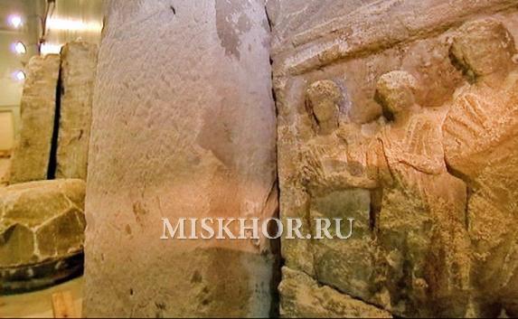 Фрески древних варваров в Крыму