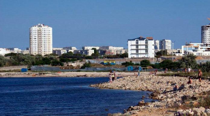 Солдатский пляж, Севастополь