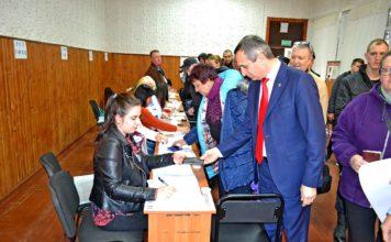 Выборы президента России в Кореизе и Алупке