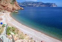 Пляжи Балаклавы
