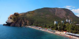 Гора Аю-Даг в Крыму