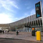 Новый международный аэропорт Симферополь