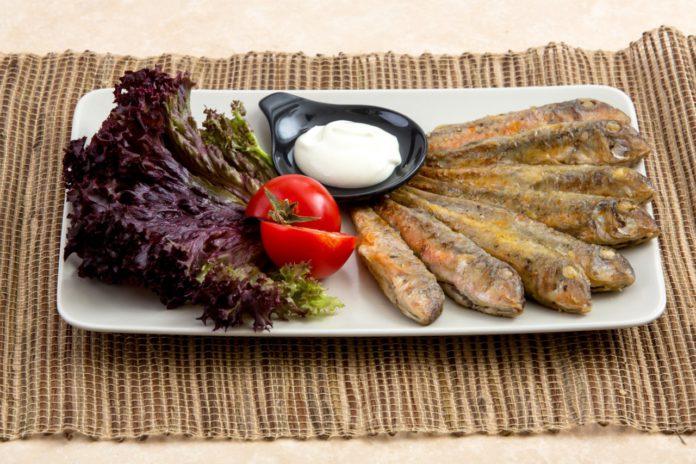 Фестиваль рыбной кухни в Феодосии
